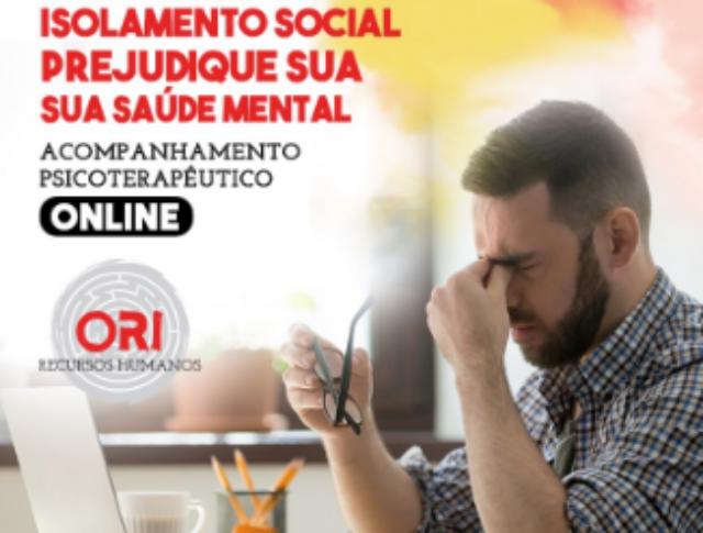 Atendimento Clínico: individual (presencial ou online), casal, família e grupo (online)