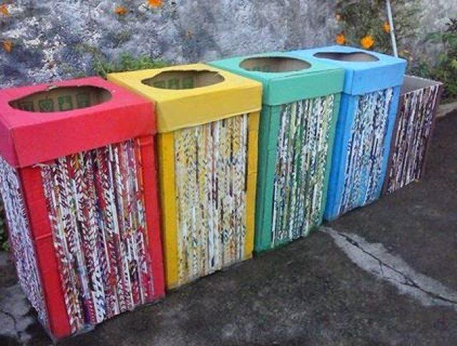 Oficina: Dentro e Fora da lata do lixo